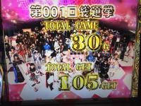 AKB48 勝利の女神 ART終了画面に100人集合で設定5・6確定!?