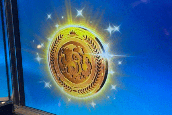 パチスロ モンキーターンⅣ 金メダル出現