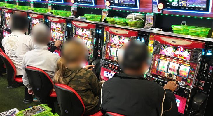 MGM水戸店10月16日マイジャグラー2【10台】