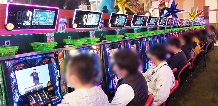 MGM水戸店沖ドキ10月26日