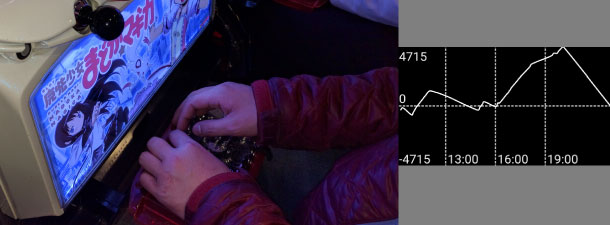 オークラ新中野店SLOT魔法少女まどか☆マギカ 265番台2月10日