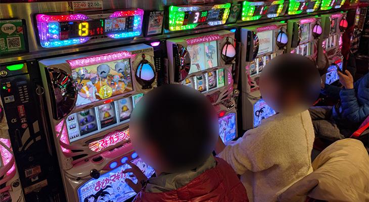 オークラ新中野店のSLOT魔法少女まどか☆マギカ2月10日