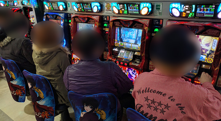 フルハウス中延店のバジリスク~甲賀忍法帖~絆2月25日