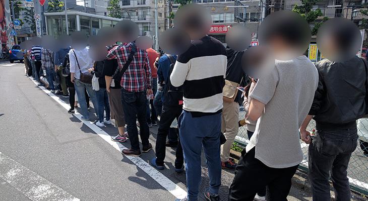 オークラ新中野店外観4月30日