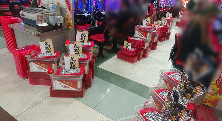 MGM水戸店CR天龍∞VS2月10日