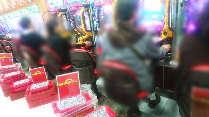 MGM水戸店CR不二子~Lupin The End~3月10日