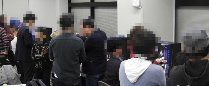 SLOTバジリスク~甲賀忍法帖~絆2の不死チャッカー画像