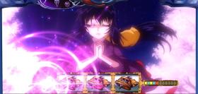 バジリスク絆2の朧チャンス中画面