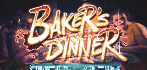 パチスロ バイオハザード7 レジデント イービルのベイカーズディナー