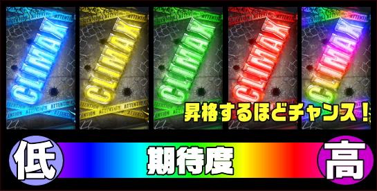 ブラックラグーン4の前兆の色