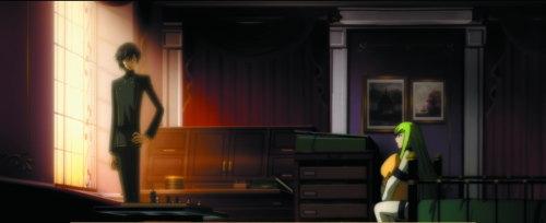 パチスロコードギアス反逆のルルーシュ3の夕方自宅ステージ