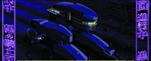パチスロコードギアス反逆のルルーシュ3の進軍ステージの画面
