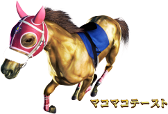 G1優駿倶楽部3のマコマコテースト