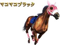 G1優駿倶楽部3のマコマコブラック