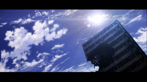 パチスロ ゴッドイーター ジ・アニメーションのバトル終了画面「基本パターン」