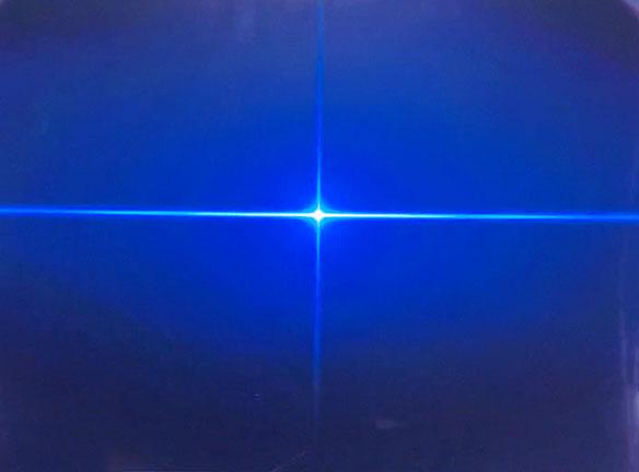パチスロ アイドルマスター ミリオンライブ!のロングフリーズ発生時の画面