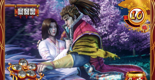 花の慶次~武威の京都の章