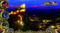 Sルパン三世 イタリアの夢の3つの塔ステージ