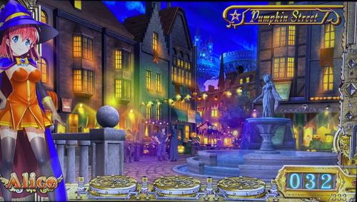 マジカルハロウィンTOTの街ステージ