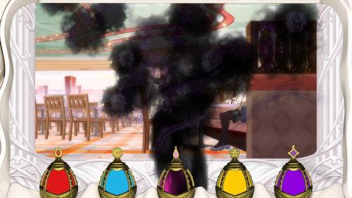 SLOT劇場版 魔法少女まどか☆マギカ[前編]始まりの物語/[後編]永遠の物語の赤カットイン