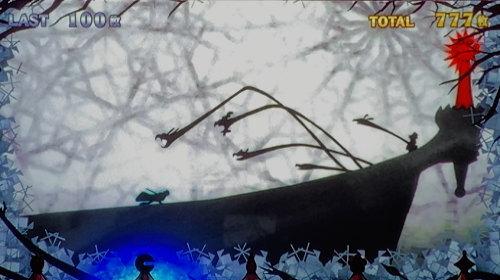 SLOT劇場版 魔法少女まどか☆マギカ[前編]始まりの物語/[後編]永遠の物語のマギカバトル「影の魔女バトル」