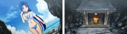 マジカルハロウィン7の岩場洞窟演出/カボ茶