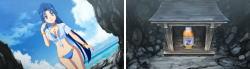 マジカルハロウィン7の岩場洞窟演出/エナジードリンク