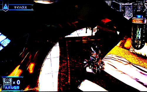 パチスロ モンスターハンター:ワールド™の通常ステージ【マイハウス】