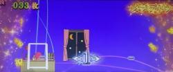 パチスロ〈物語〉シリーズ セカンドシーズンの中ファーストナビの画像