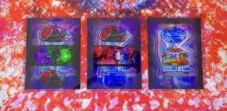 パチスロ〈物語〉シリーズ セカンドシーズンのリール前パネル液晶演出