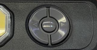 ニューパルサーSPⅢの中央ボタン