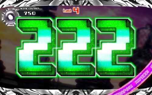 ノーゲーム・ノーライフ THE SLOTのスコアブースト特定pt画面