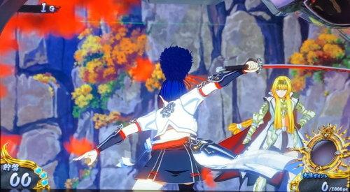 戦国乙女3~天剣を継ぐもの~の通常ステージの画像