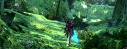 パチスロ ファンタシースターオンライン2の森林