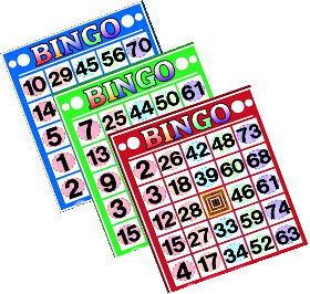 スーパービンゴギャラクシーのビンゴカードの色の示唆の参考画像
