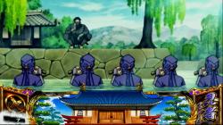 天下布武4の忍者ステージ