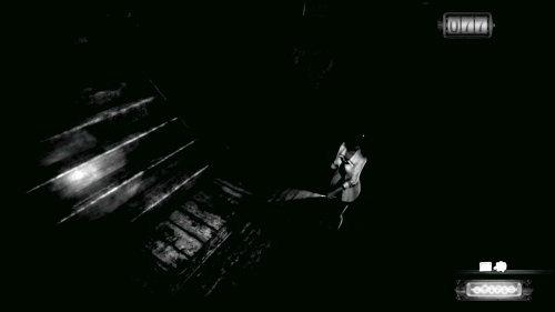 パチスロ零のモノクロステージの画像