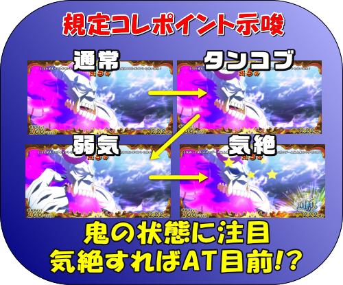 【戦コレ4】戦国コレクション4の鬼の様子