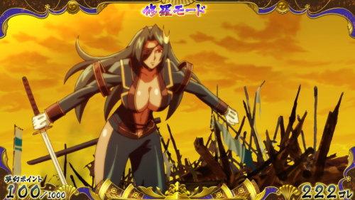 【戦コレ4】戦国コレクション4の敵キャラ黄背景
