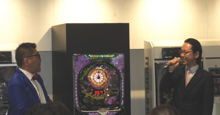 パチンコP D-CLOCKのシーサの画像