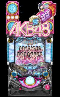 ぱちんこ AKB48-3 誇りの丘 Light Versionの筐体画像
