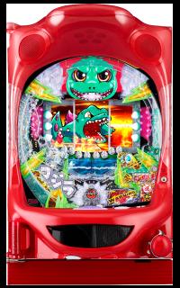 PAぶいぶい!ゴジラ N4-K6の筐体の画像
