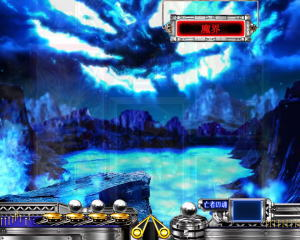 P弾球黙示録カイジ沼4 カイジVer.の魔界擬似連の画像