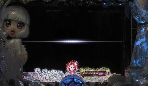 パチンコP中森明菜・歌姫伝説~THE BEST LEGEND~1/99verのセカンドラブ全回転BOの画像
