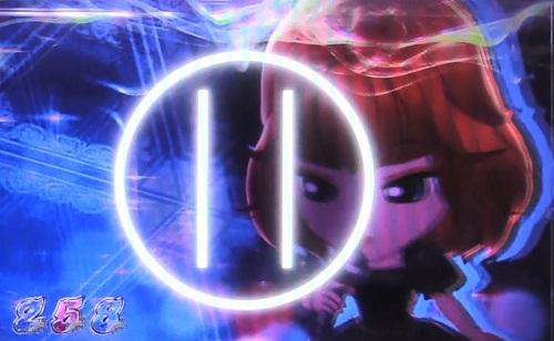 パチンコP中森明菜・歌姫伝説~THE BEST LEGEND~1/99verのイントロ擬似連の画像