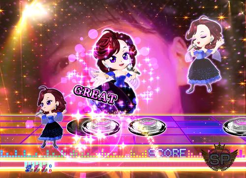 パチンコP中森明菜・歌姫伝説~THE BEST LEGEND~1/99verの特殊ルートから発展の画像