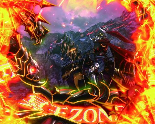 パチンコPアナザーゴッドハーデス ザ・ワールドの冥王ゾーンの画像