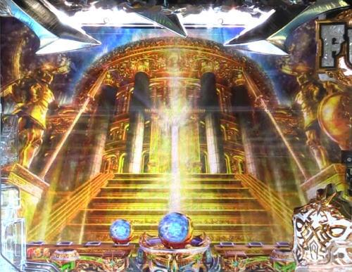 パチンコPアナザーゴッドポセイドン-怒濤の神撃-の特殊ステージ