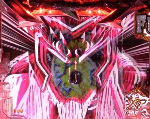 パチンコPアナザーゴッドポセイドン-怒濤の神撃-のフラッシュバック