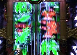 Pビッグドリーム2激神の全回転リーチの画像